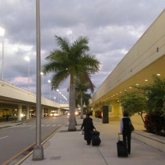 Photo taken at Southwest Florida International Airport (RSW) by James D. on 2/21/2013