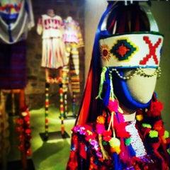 Photo taken at Museo Textil De Oaxaca by Leticia L. on 2/5/2013