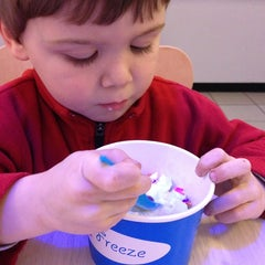 Photo taken at Berry Freeze by David R. on 1/14/2013