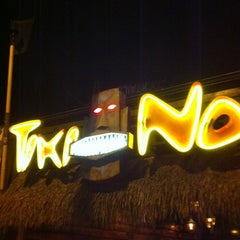 Photo taken at Tiki No by Antho D. on 3/3/2013