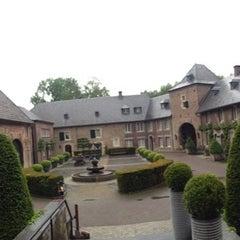 Photo taken at Van der Valk Hotel Kasteel Terworm by Andre M. on 5/28/2013