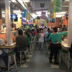 Photo taken at Mercado Aldama by Israel Alfredo A. on 1/3/2013