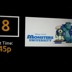 Photo taken at M-89 Cinema by Sara P. on 7/16/2013