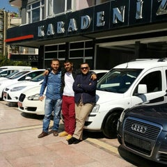 Photo taken at KARADENİZ OTOMOTİV by Baran on 4/25/2015