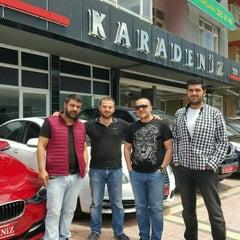 Photo taken at KARADENİZ OTOMOTİV by ✌ Baran ✌ on 5/30/2015