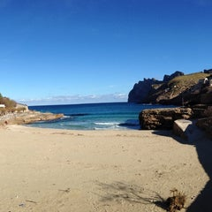 Photo taken at Cala Molins by click-mallorca on 12/30/2013