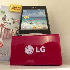 Photo taken at LG Electronics by Chispol on 2/13/2013