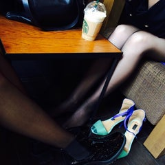 Photo taken at 星巴克 | Starbucks by Margarita K. on 4/9/2014