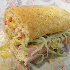 Photo taken at Jersey Mike's Subs by Rob W. on 5/25/2013