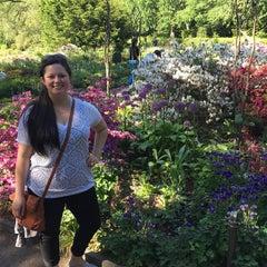 Photo taken at Heather Garden by Heather P. on 5/23/2015