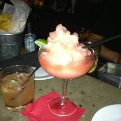 Photo taken at Zocalo Back Bay Mexican Bistro & Tequila Bar by Sam B. on 3/10/2013