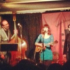 Photo taken at Club Passim by Ben I. on 1/8/2013