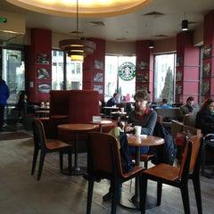 Photo taken at Starbucks by Марина Л. on 2/19/2013