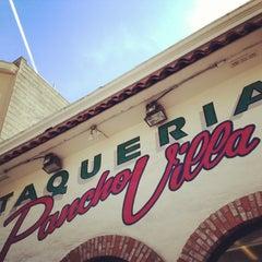 Photo taken at Pancho Villa Taqueria by Redmond on 3/23/2013
