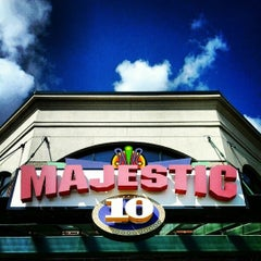 Photo taken at Majestic 10 by Redmond on 10/20/2012
