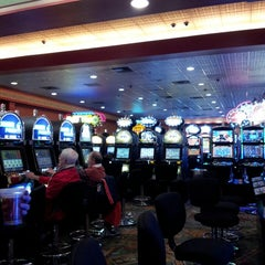 Photo taken at Tioga Downs Casino by Ana S. on 3/1/2013