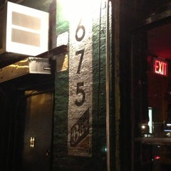 Photo taken at 675 Bar by Amy T. on 5/4/2013