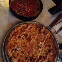 Photo taken at Pizano's Pizza by Amy T. on 8/3/2013