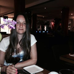 Photo taken at BYD Bar & Bistro by Anna N. on 4/30/2015