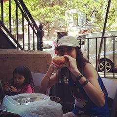 Photo taken at Montague Street Bagels by Jocelyn K. on 5/26/2014