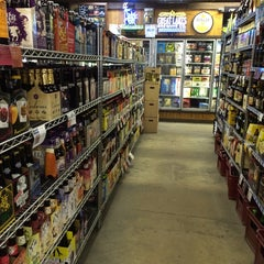 Photo taken at Warehouse Beverage by Daniel on 4/5/2014