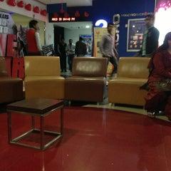 Photo taken at Cinepolis by Jayanta B. on 2/9/2013