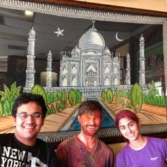 Photo taken at Taj India Palace by Yudhishtar B. on 3/30/2013