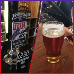 Photo taken at The Capitol (Wetherspoon) by Pat E. on 5/10/2015