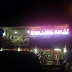 Photo taken at Mira Cake House by Seni N. on 3/26/2013