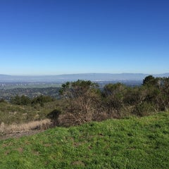 Photo taken at Windy Hill Open Space Preserve by Blythe B. on 2/15/2015