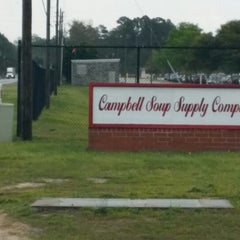 Photo taken at Campbells Soup Company by Trucker4Harvick . on 4/15/2014
