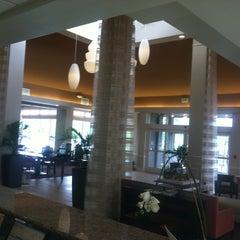 Photo taken at Hilton Garden Inn Birmingham / Lakeshore Drive by Cuban Chris l. on 5/5/2013