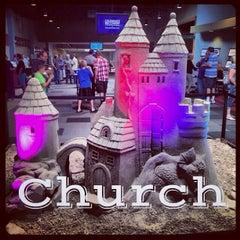 Photo taken at Heartland Community Church by Alexandar W. on 8/10/2013