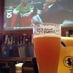 Photo taken at Buffalo Wild Wings by Shaun W. on 12/21/2012