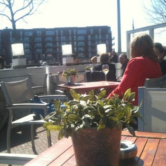 Photo taken at Harbour Café by Wouter d. on 4/20/2013