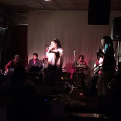 Photo taken at Five Spot by Tee J. on 5/1/2014