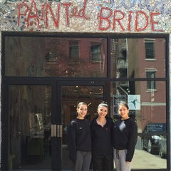 Photo taken at Painted Bride Art Center by Lauren S. on 4/19/2015