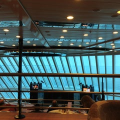 Photo taken at Tallink M/S Star by Yana T. on 2/16/2013