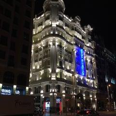 Photo taken at Hotel Atlántico by Taku 目. on 9/7/2015