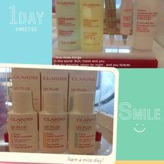 Photo taken at Clarins Skin Spa by 🍀Gigi F. on 3/21/2015