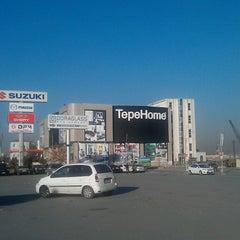 Photo taken at Tepe Home by A.Rüştü H. on 10/30/2013