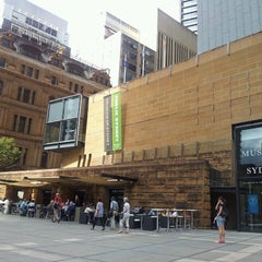 Photo taken at Museum of Sydney by hito C. on 4/1/2013