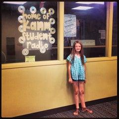 Photo taken at KANM Student Radio by Jenne B. on 5/19/2013