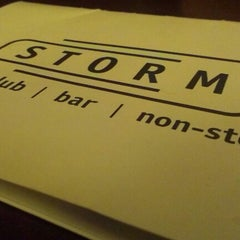 Photo taken at Storm Game Club by Patrik B. on 2/14/2013