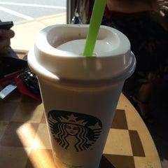 Photo taken at Starbucks by Lizz G. on 7/5/2014