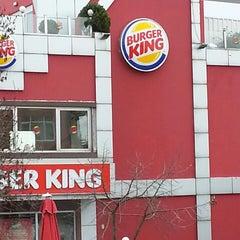 Photo taken at Burger King by Recep K. on 2/26/2013