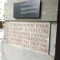 Photo taken at Einstein-Haus by charles t. on 11/24/2015