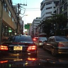 Photo taken at Soi Maheasak 3 by Yohii W. on 11/9/2012