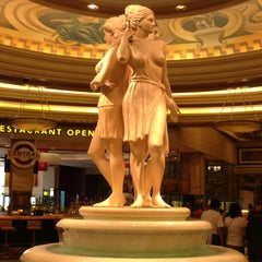 Photo taken at Caesars Palace Hotel & Casino by Jessica M. on 7/15/2013