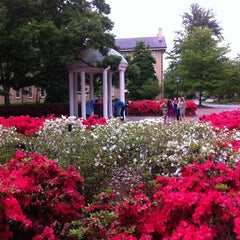 Photo taken at University of North Carolina at Chapel Hill by Joel F. on 5/4/2013